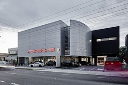 Technē emulates Porsche ethos at Doncaster dealership