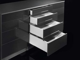 New sleek slimline model joins Titus Tekform family of drawers
