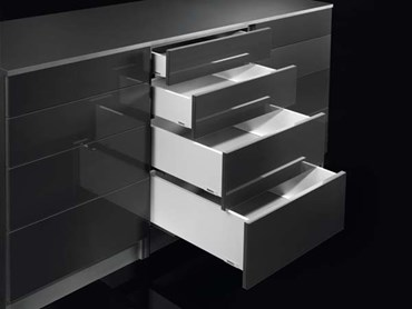 Tekform Slimline drawers