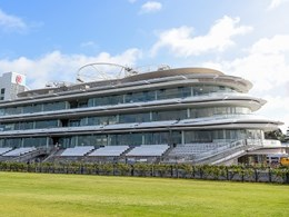 Bates Smart-designed $128M Flemington Racecourse stand complete