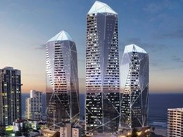 Environment friendly waterproofing at massive Gold Coast beachfront development