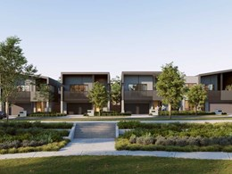 DKO Architecture designs new Melbourne mixed-use community