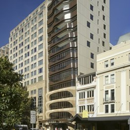 3D modelling and scripting used to mould façade of Sydney building by Tony Owen Partners
