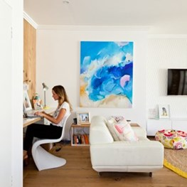 Giving 'ugly' Fremantle Residence a makeover: Ecohabit Homes and Breadbox Interiors