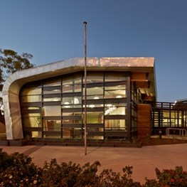 Underground system harnesses natural heating and cooling for K20 Architecture in Victoria