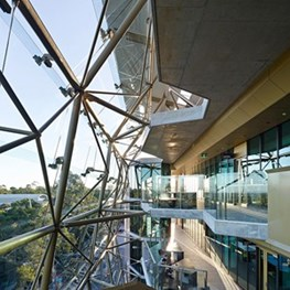 Sir Samuel Griffith Centre by Cox Rayner Architects