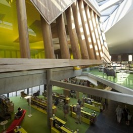 Bendigo Library by MGS Architects: a virtual tour through its spaces [PROJECT IN PICTURES]
