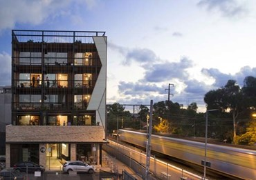 The Commons by Breathe Architecture takes top gong at 2014 Victorian Premier's Design Awards