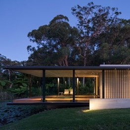 Wirra Walla Pavilion: is this Australia's version of Glass House?