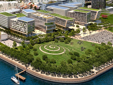 The Barangaroo Delivery Authority has reopened bids for the design and delivery for Barangaroo Central.