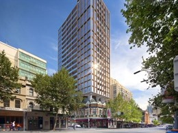 Woods Bagot top Sydney heritage building with 74-metre copper clad tower