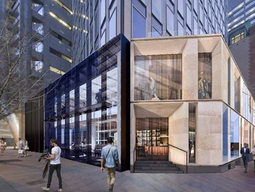 Fitzpatrick+Partners will upgrade 1 Castlereagh's base to the standard of service and delivery expected by commercial tenants in the Sydney CBD