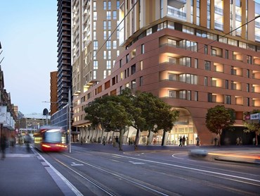 Fjmt Adds Three Tower Development To Sydney S Darling