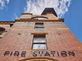 Making shore of it: Group GSA restore Walter Liberty Vernon's Pyrmont Fire Station with portal frames and new additions