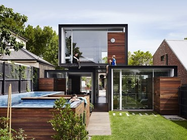 That House by Austin Maynard Architects. Photography by Tess Kelly