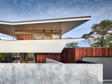 Gull House – Byron Bay by Harley Graham Architects. Photography by David Taylor