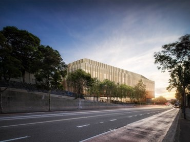 The new Architectus-designed Faculty of Arts & Social Sciences building is one of three approved by NSW Planning