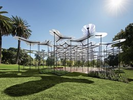 MPavilion 2015 gifted to the people of Melbourne