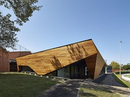 Port Melbourne Football Club Sporting and Community Facility by K20 Architecture