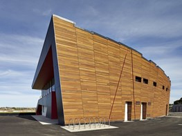 A Eureka Stockade moment for K20 Architecture at the Ballarat Regional Soccer Facility