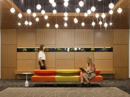 Bringing the outback into a Brutalist Melbourne hotel: a refurb with commercial benefits
