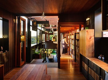 Left Over Space by Vallance Architects and Cox Rayner. Image: Brisbane Open House