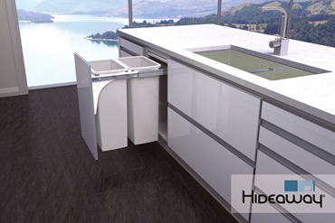 Hideaway Bins ~ Architecture & Design's Most Trusted Brand in Waste Management