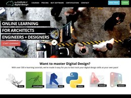 Institute of Digital Design launch learning platform for architects and designers