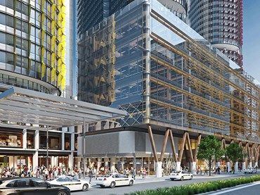 First, there was Forte. Six years after the completion of its inaugural timber structure in Australia, Lendlease has committed to timber buildings in all of its new development precincts.  Images: Supplied