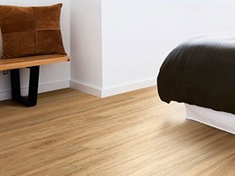 High performance vinyl planks in new Titan Rigid collection
