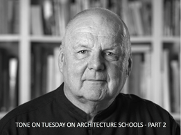 On architecture schools Part 2: What is architecture?