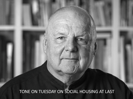 Tone on Tuesday: Social housing at last
