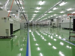 Flowcrete installs anti-static floor at Toshiba's diagnostic imaging systems manufacturing base in Malaysia