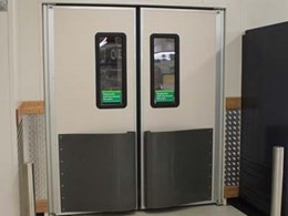 ATDC launches new high impact resistant traffic doors
