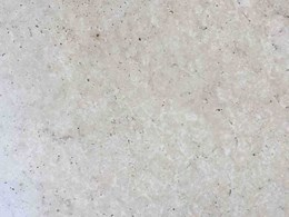 Travertine offering better alternative to marble and granite in paving applications