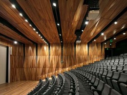 Atkar's Infinity Premium combines excellent acoustics with stunning visual appeal at Trinity College
