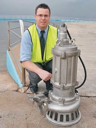 Aussie Pumps releases new cast 316 stainless steel submersible pumps from Tsurumi