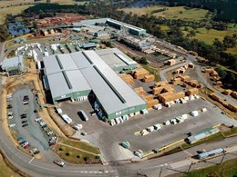 Hyne Timber up and running as Tumbarumba recovery gets underway