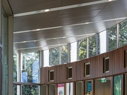 USG Boral expands metal ceilings range to meet new design demands