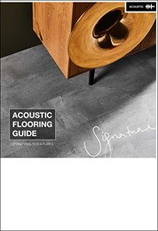 Signature Floors: Acoustic flooring guide