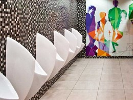 Making a positive environmental change with Uridan waterless urinals