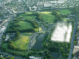 "Architectural design competition planned for ""underutilised corner"" of Sydney Park"