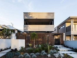 Perth house blurs the boundaries between indoor and outdoor