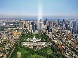 Shangri-La approved for high-rise twin-tower development in Melbourne's inner north