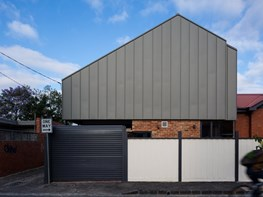 Clad in style and space: Fitzroy North refurb makes old new again