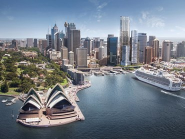 Artist's impression of Circular Quay Tower by international architecture firm Foster + Partners. Image: Foster + Partners
