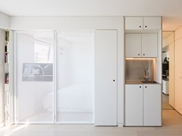 The 5S Apartment: forget what you know about small space living