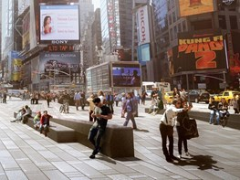 What Australia's public spaces can learn from Snøhetta's Times Square transformation