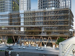 Australia's first cross-laminated timber office built in only a year