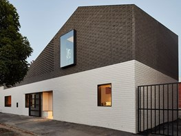 Perimeter House: a poster child for brick's diversity